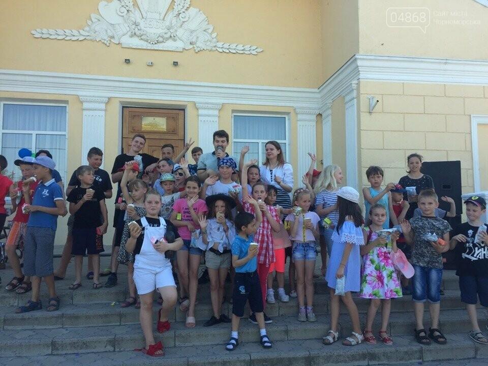 В с. Малодолинское в День защиты детей провели пиратский квест, фото-9