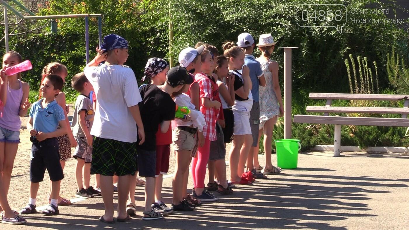 В с. Малодолинское в День защиты детей провели пиратский квест, фото-8