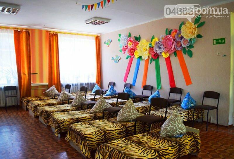В Черноморске открыт сезон детских лагерей, фото-5