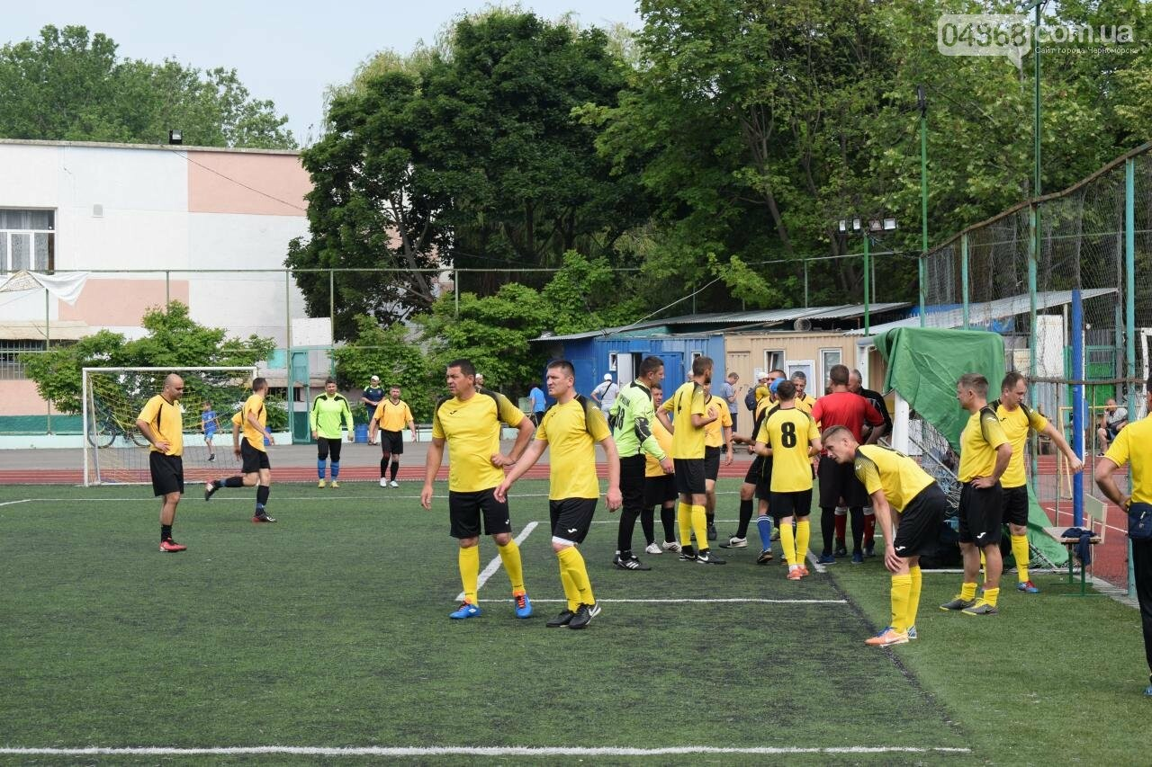 В Черноморске стартовала депутатская спартакиада (+видео), фото-5