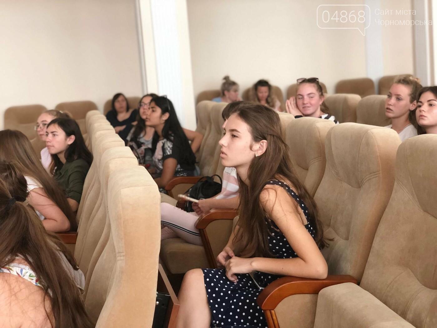 В Черноморске прошёл мастер-класс по оказанию первой помощи для детей, фото-3