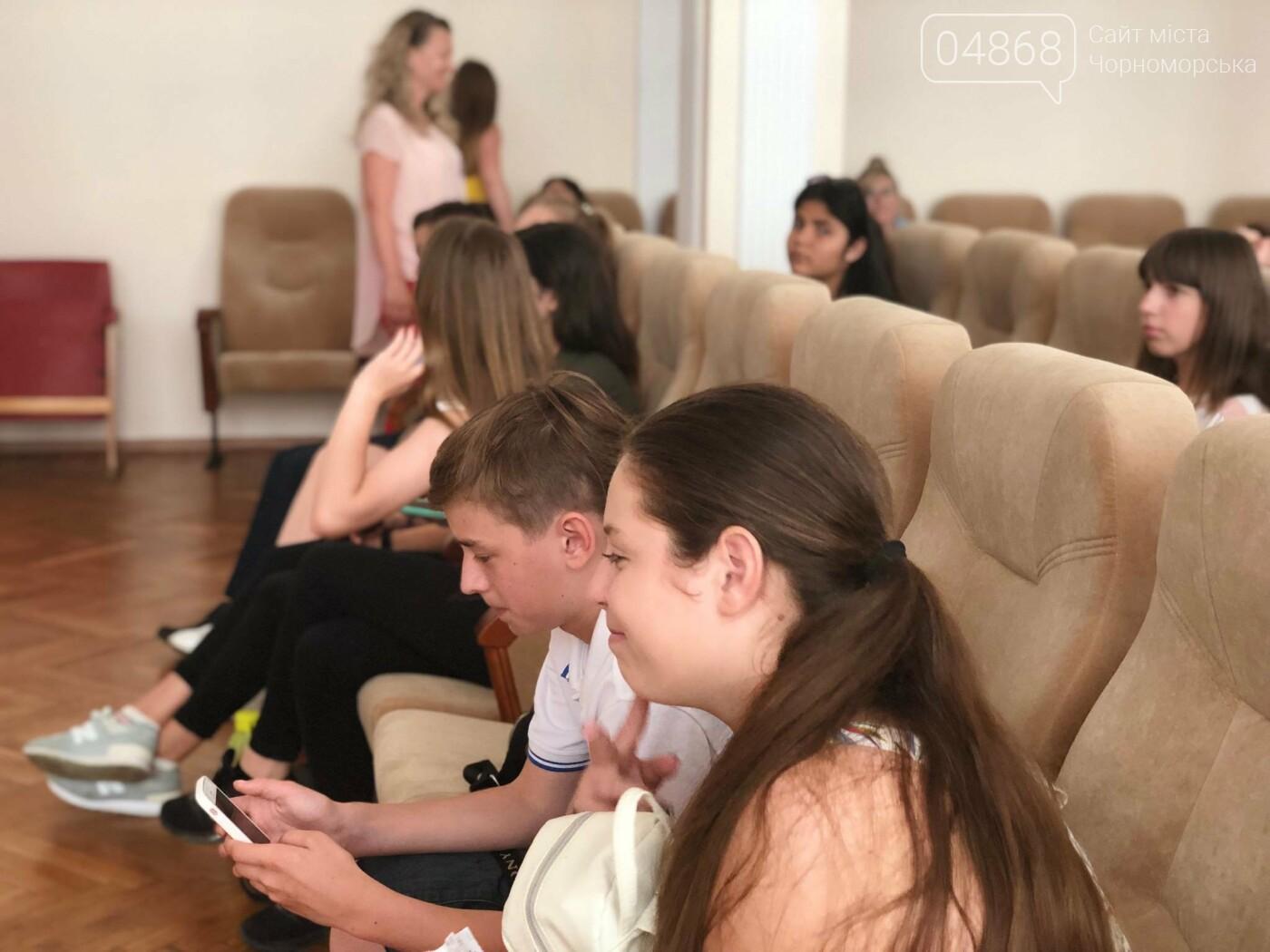В Черноморске прошёл мастер-класс по оказанию первой помощи для детей, фото-4