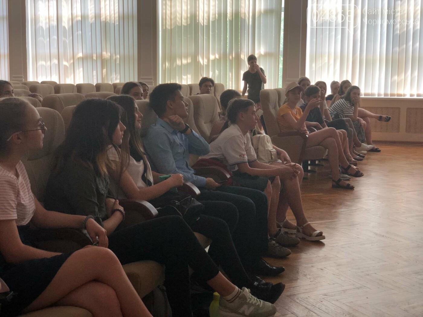 В Черноморске прошёл мастер-класс по оказанию первой помощи для детей, фото-5
