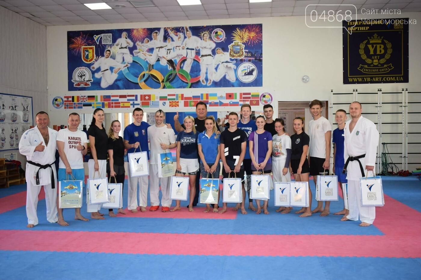 В Черноморске сборная Украины по карате готовится к Европейским играм-2019 (видео), фото-4
