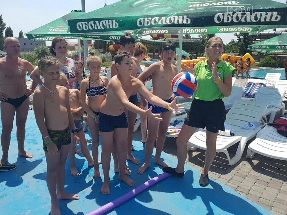 Черноморская Катана отпраздновала свои спортивные победы в аквапарке (видео), фото-3