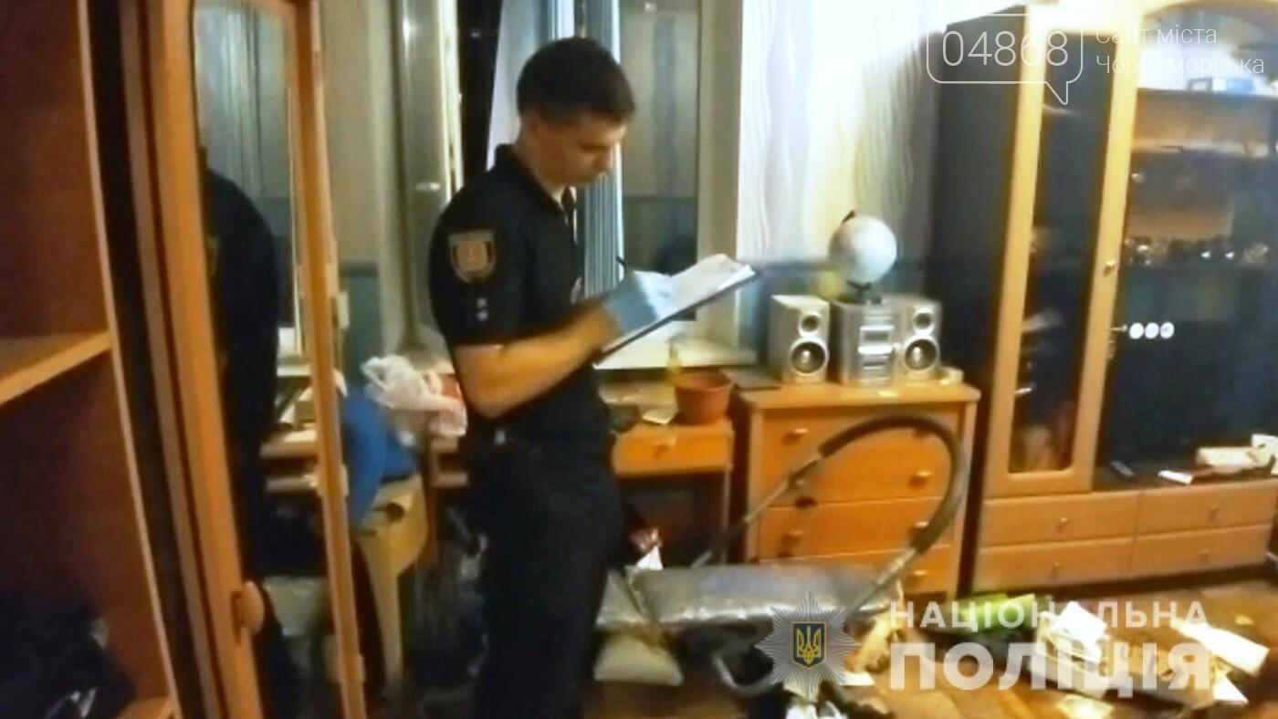 Подробности убийства двух мужчин в Черноморске (видео), фото-4