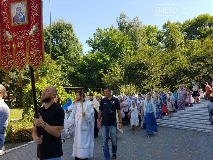 В Черноморске отметили Преображение Господне (видео), фото-1