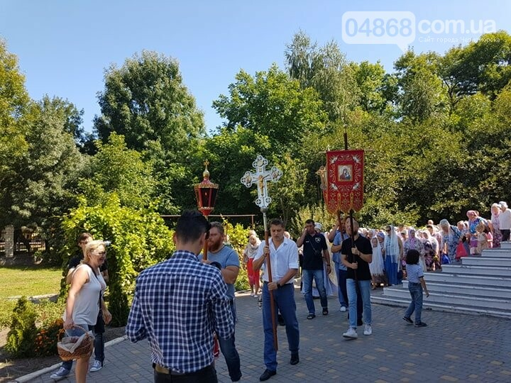 В Черноморске отметили Преображение Господне (видео), фото-2