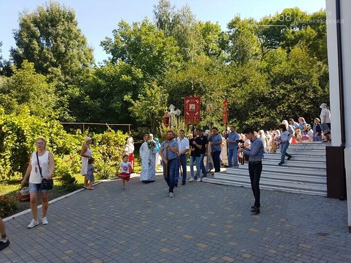 В Черноморске отметили Преображение Господне (видео), фото-3