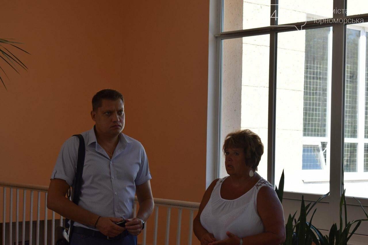 Школы Черноморска проверяют на готовность к учебному году (видео), фото-5