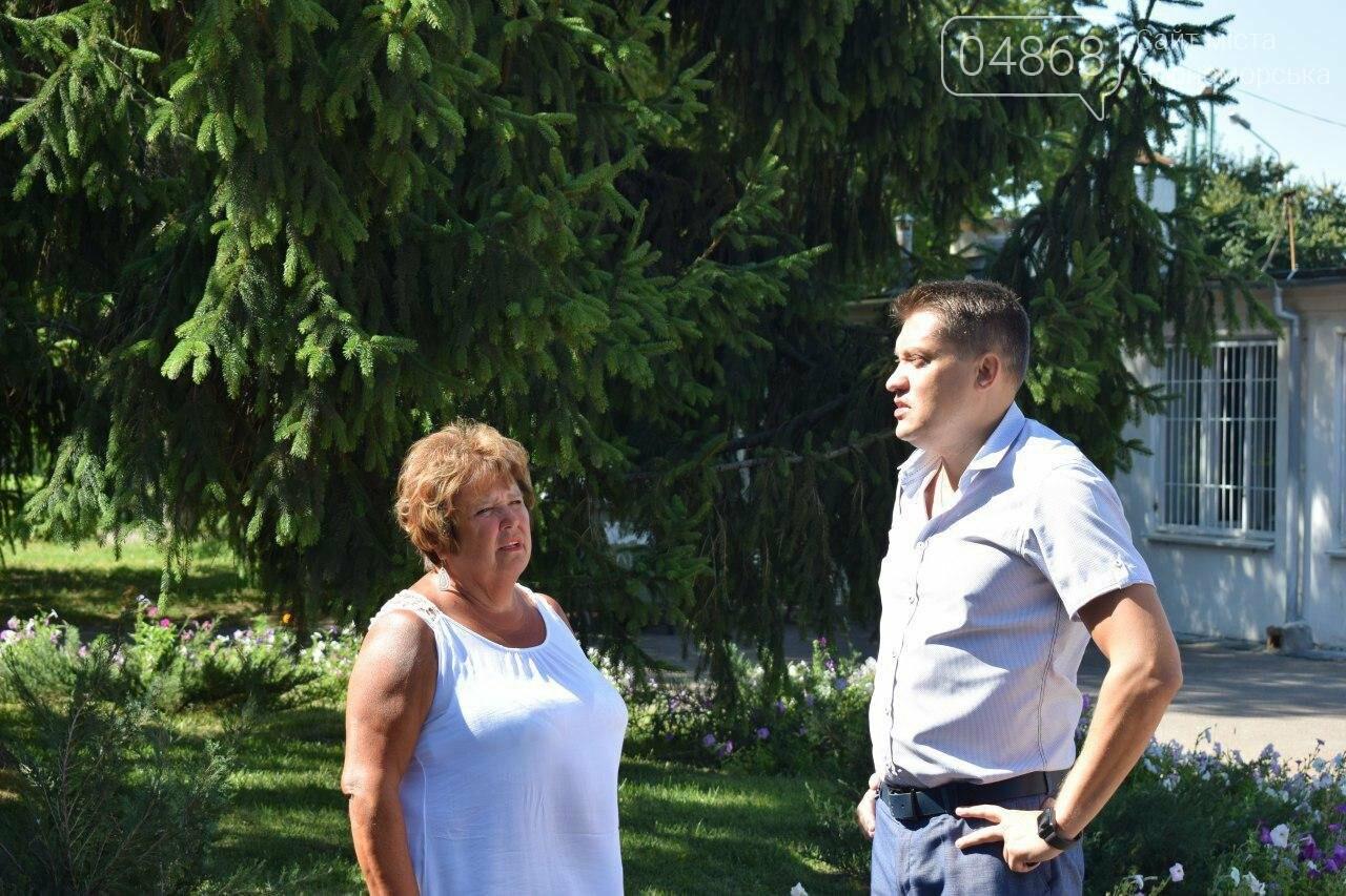 Школы Черноморска проверяют на готовность к учебному году (видео), фото-13