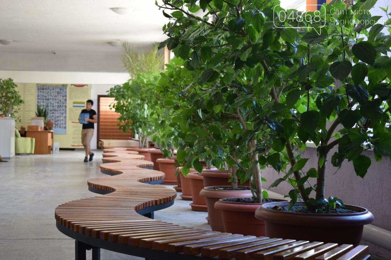 Школы Черноморска проверяют на готовность к учебному году (видео), фото-11