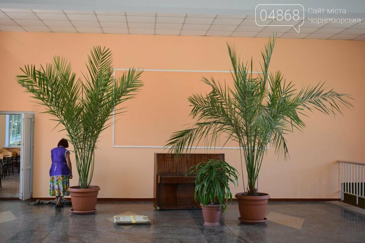 Школы Черноморска проверяют на готовность к учебному году (видео), фото-9