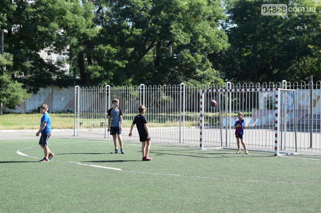 Школы Черноморска проверяют на готовность к учебному году (видео), фото-7