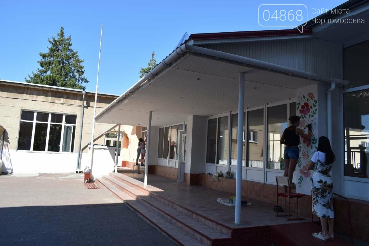 Школы Черноморска проверяют на готовность к учебному году (видео), фото-6