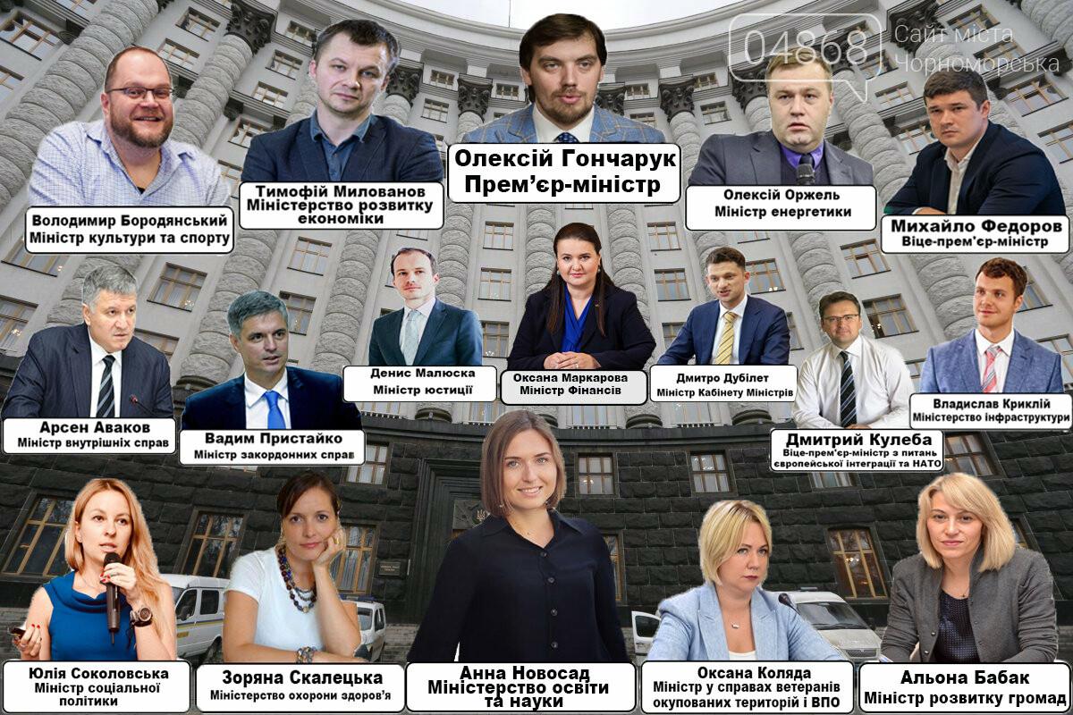 Новый Кабмин Украины: кто есть кто в правительстве, фото-1
