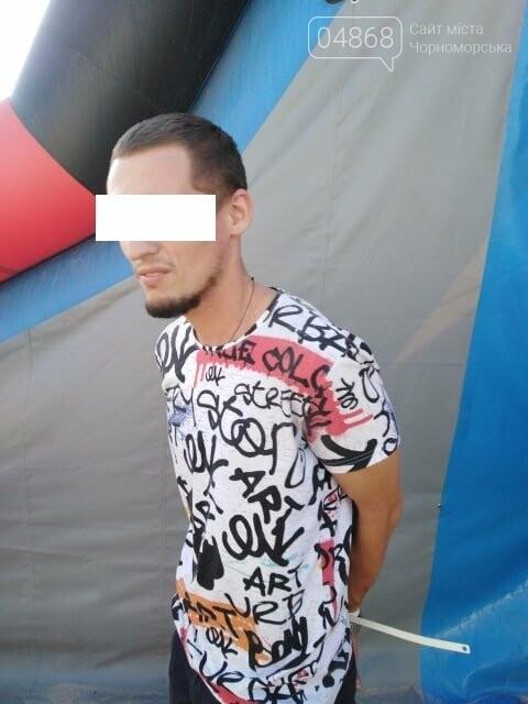 Житель Черноморска обворовывал местных предпринимателей, фото-2
