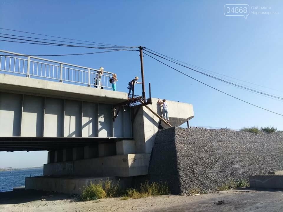 Нардеп Колебошин занялся проблемой строительства моста под Черноморском, фото-1
