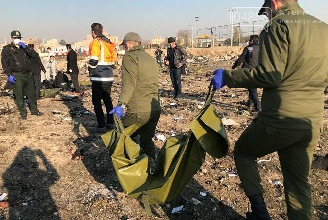 Самолёт украинских авиалиний потерпел крушение в Тегеране, фото-1