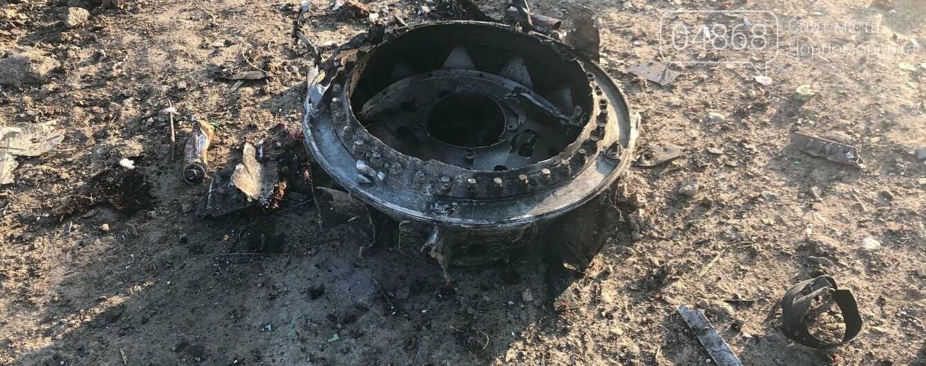 Самолёт украинских авиалиний потерпел крушение в Тегеране, фото-2