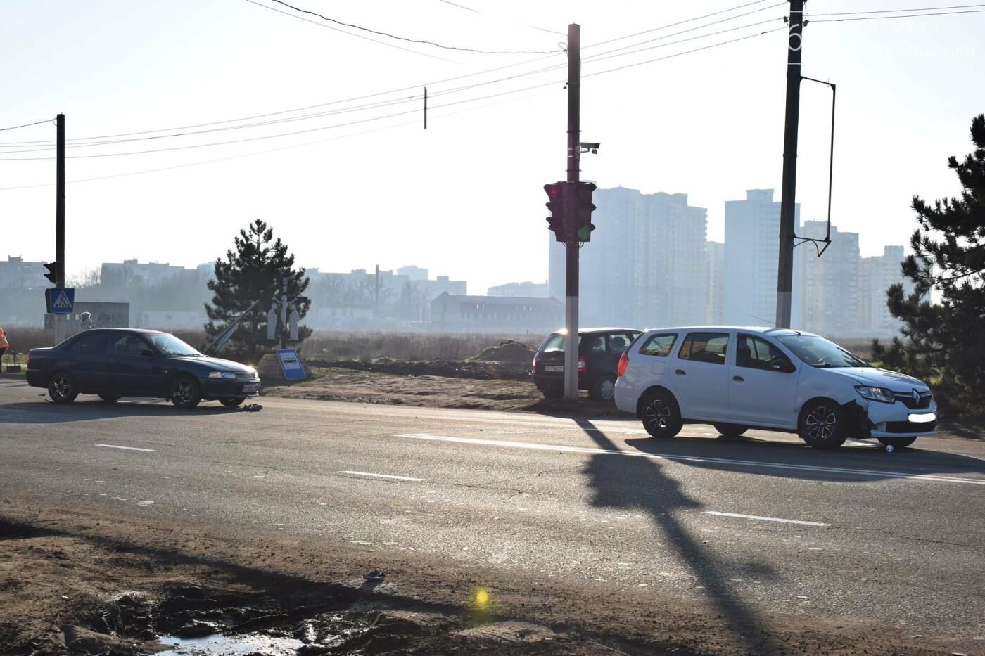 Утренее ДТП в Черноморске, фото-5