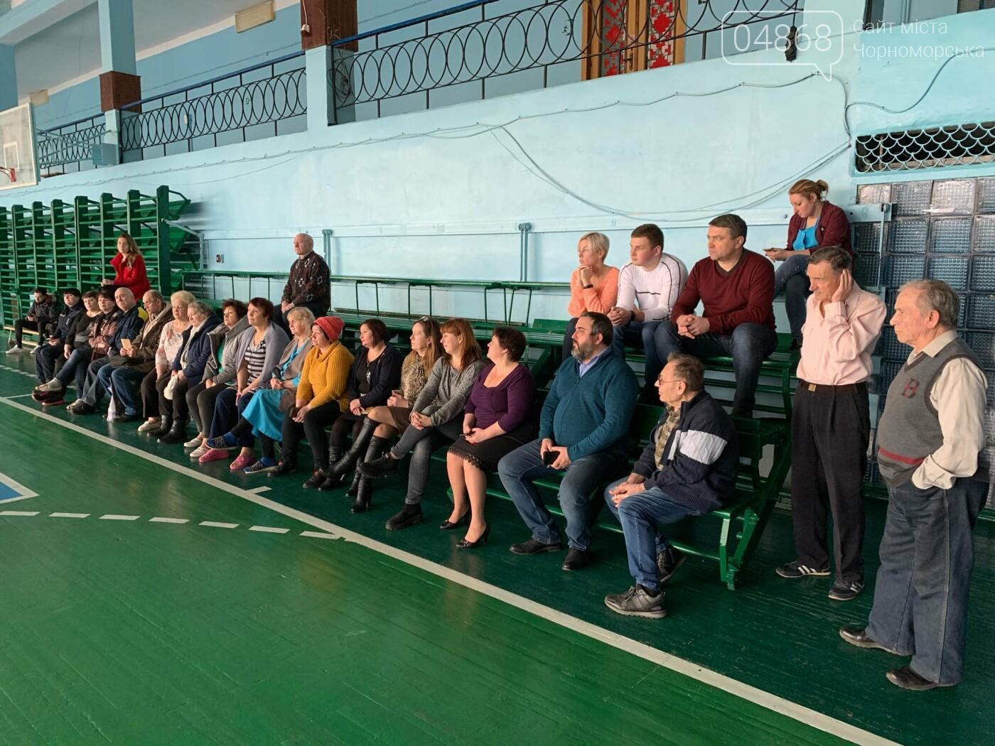 Черноморские спасатели провели профилактические беседы с сотрудниками ДС «Юность», фото-1