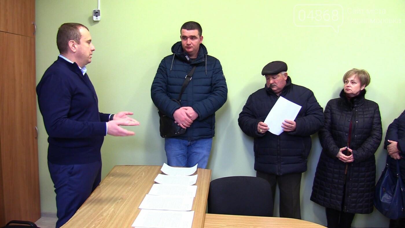 Жители многострадального дома в Черноморске обратились в прокуратуру (видео), фото-1