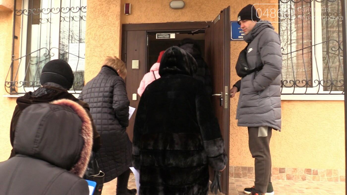 Жители многострадального дома в Черноморске обратились в прокуратуру (видео), фото-3