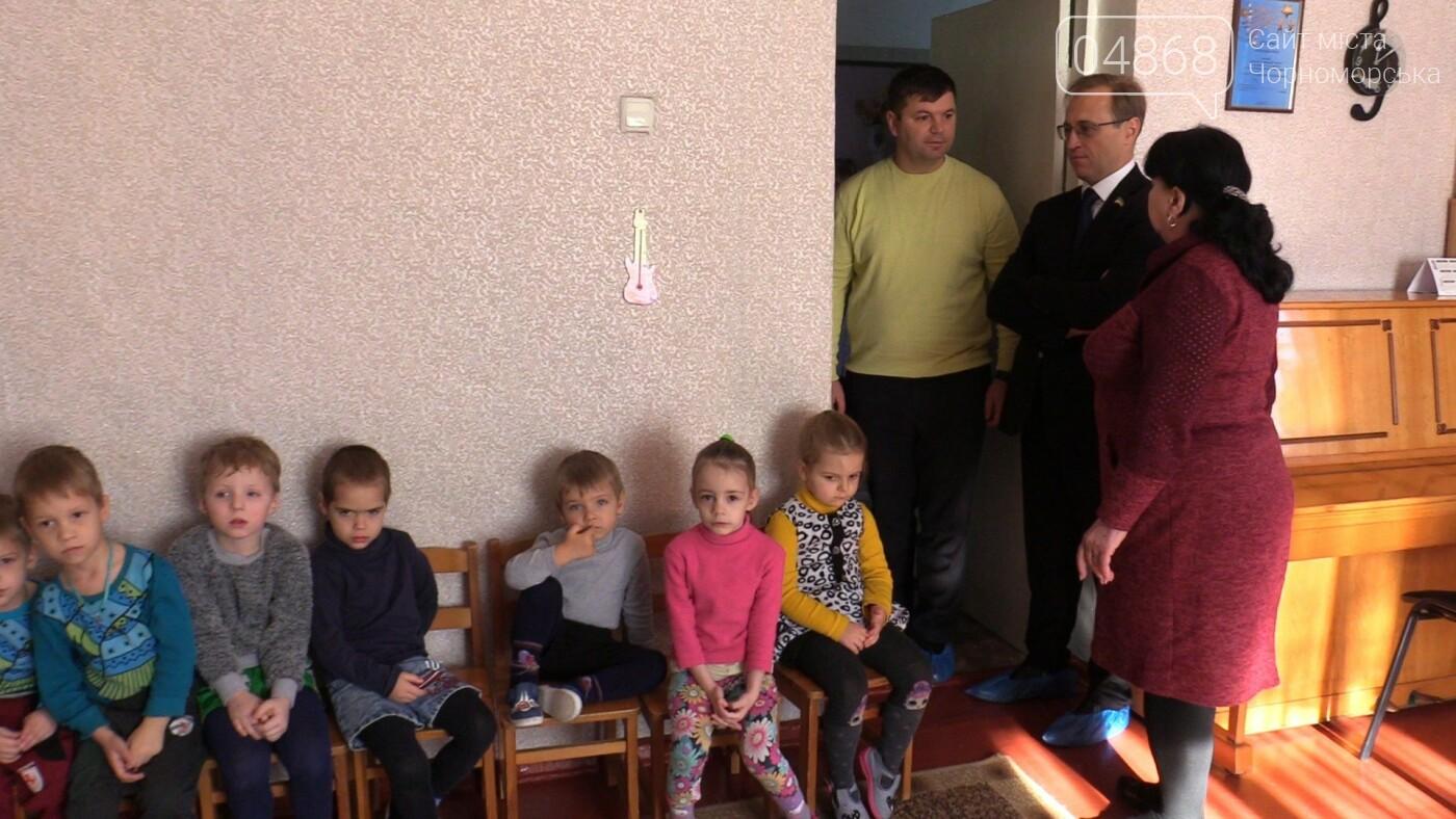 В детском саду под Черноморском острая нехватка мест (видео), фото-1