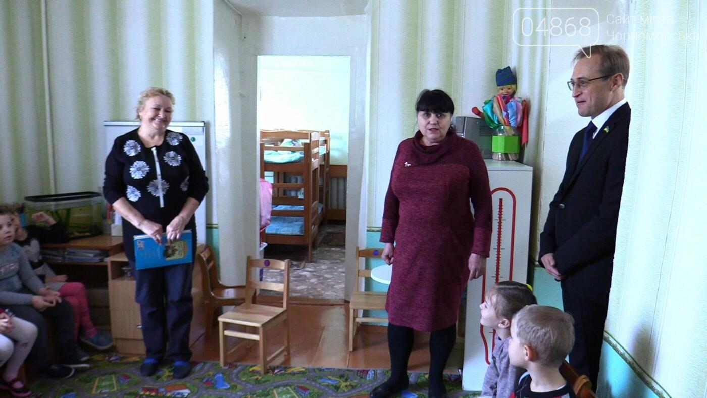 В детском саду под Черноморском острая нехватка мест (видео), фото-3
