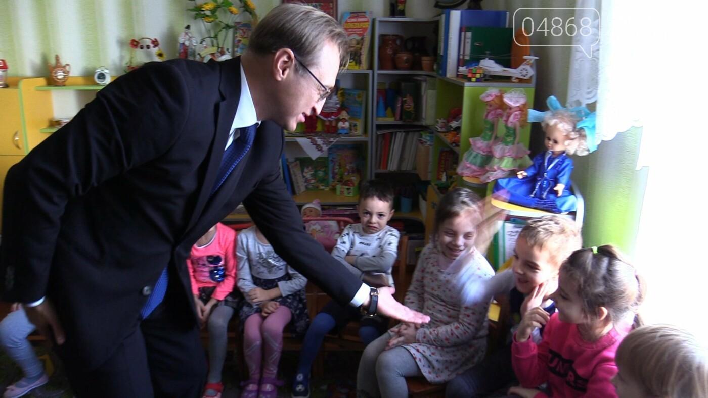В детском саду под Черноморском острая нехватка мест (видео), фото-5