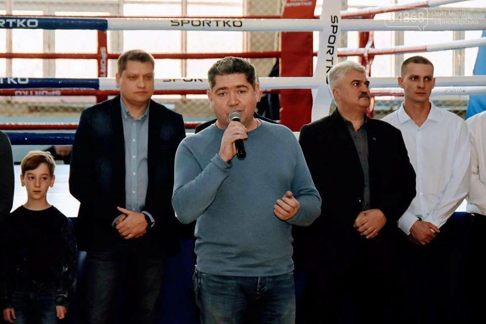 За золотом: в Черноморске прошёл турнир по кикбоксингу (видео), фото-3