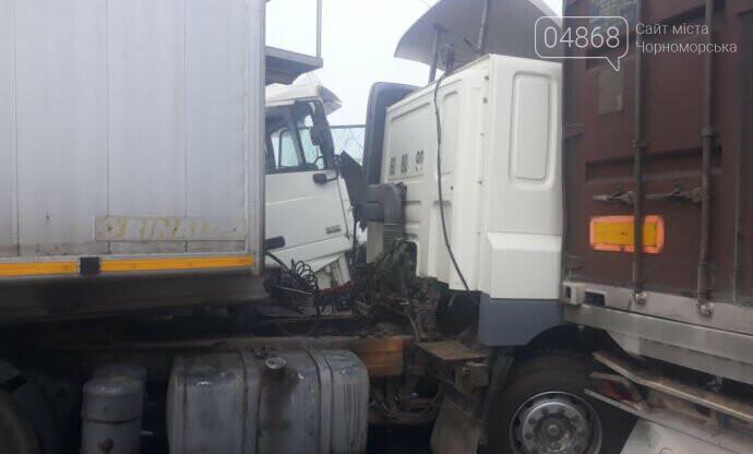 Смертельное ДТП на трассе Одесса - Киев: столкнулось 11 автомобилей, фото-2