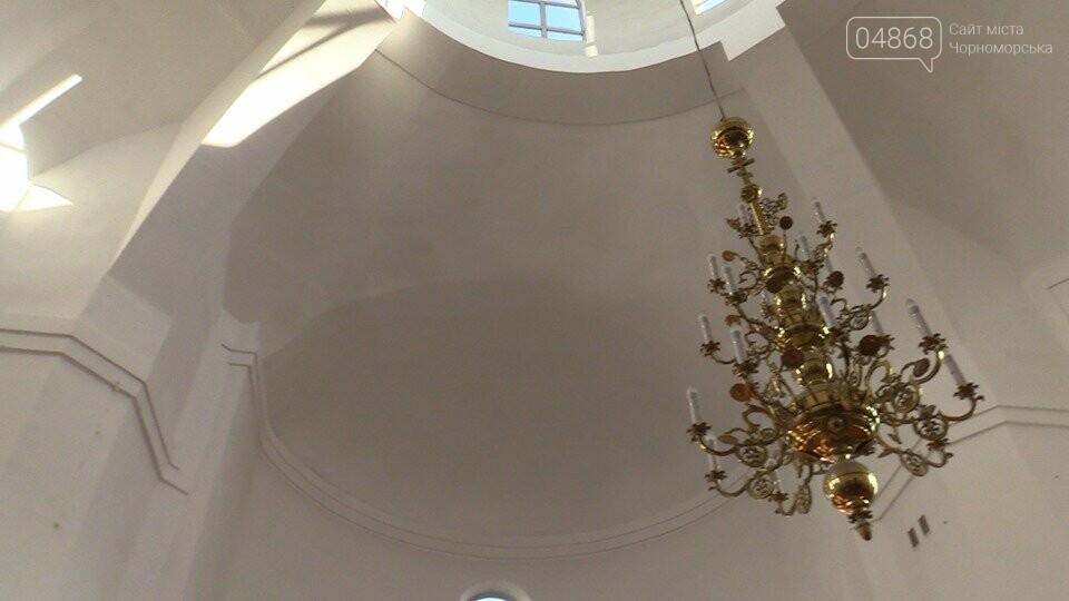 В Малодолинском завершены отделочные работы в Свято-Воскресенском храме (видео), фото-1