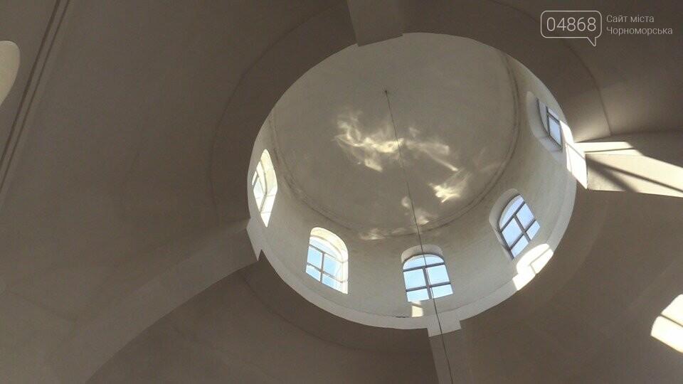 В Малодолинском завершены отделочные работы в Свято-Воскресенском храме (видео), фото-3