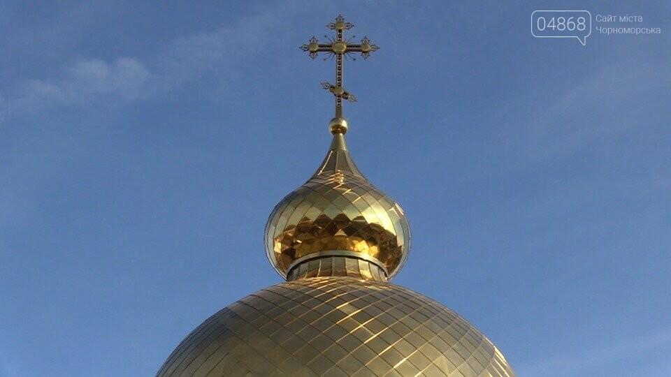 В Малодолинском завершены отделочные работы в Свято-Воскресенском храме (видео), фото-5
