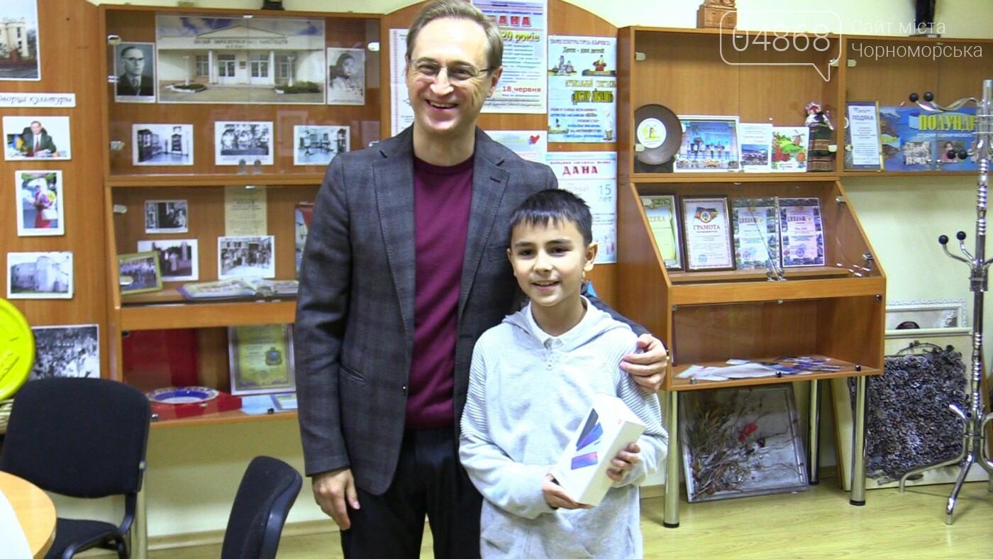 В Черноморске наградили победителей конкурса «Новогодний видеоролик», фото-4