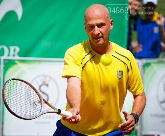 В черноморском «Elite Tennis Club» пройдёт парный теннисный турнир, фото-1