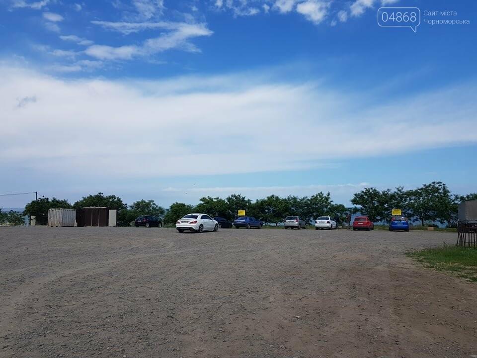40 гривен в день: в Черноморске заработала сезонная парковка , фото-3