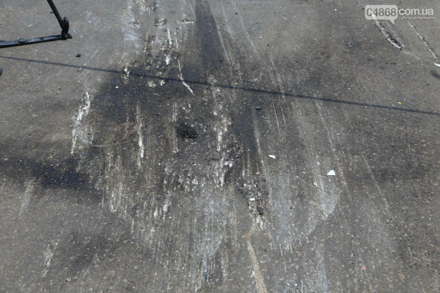 Смертельное ЧП: в Одессе разбился самолет авиазавода (обновлено), фото-4