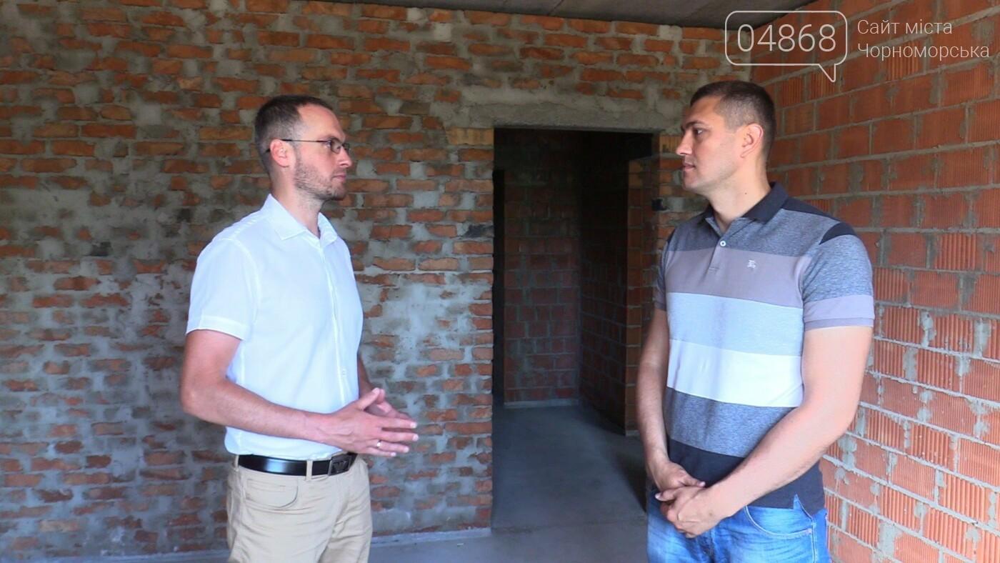 Депутаты финкомиссии поддержали инвесторов Черноморского недостроя (видео), фото-5