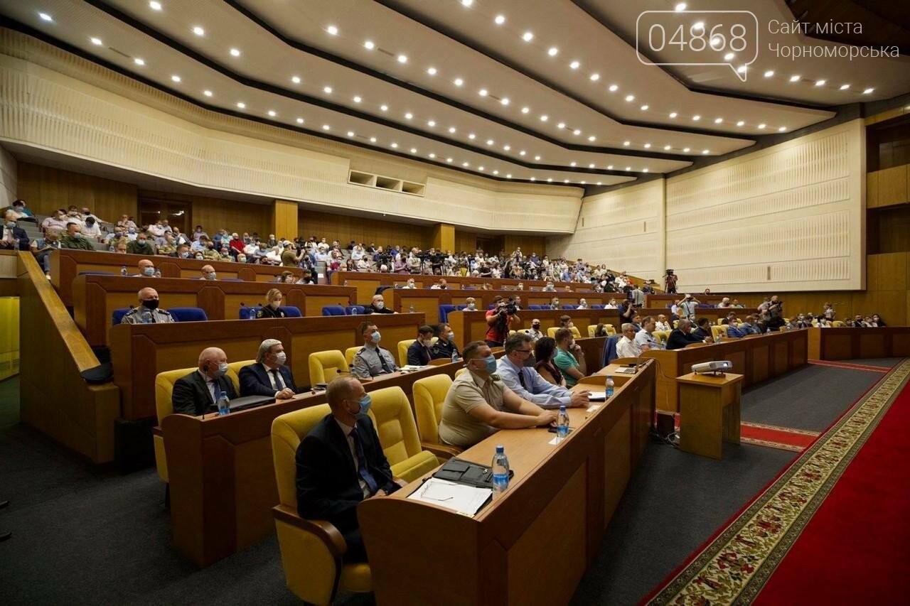 СБУ готова к усиленному сотрудничеству с местными властями для государственной безопасности, - Иван Баканов, фото-3