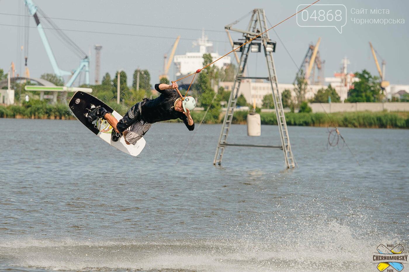 В Черноморском вейк-парке прошёл этап Чемпионата Украины, фото-4
