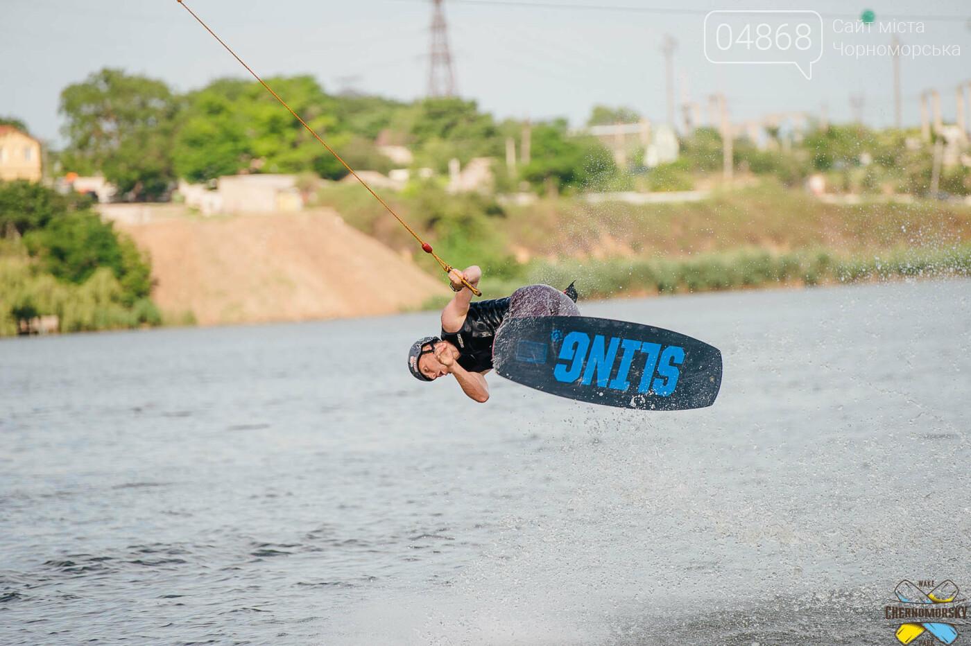 В Черноморском вейк-парке прошёл этап Чемпионата Украины, фото-8