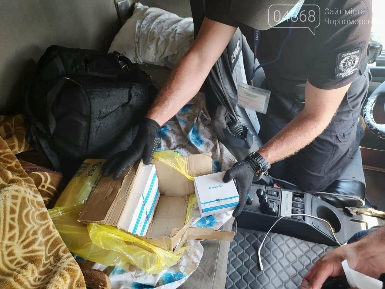 Через Черноморск пытались незаконно провести тесты на COVID-19, фото-3