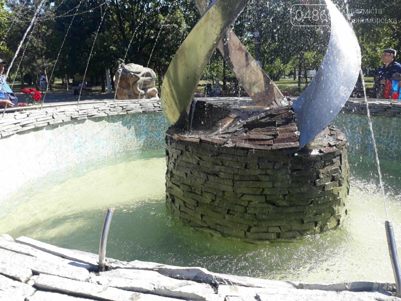 Солнце, лето, жара: Черноморские фонтаны подготовили к летнему сезону, фото-2