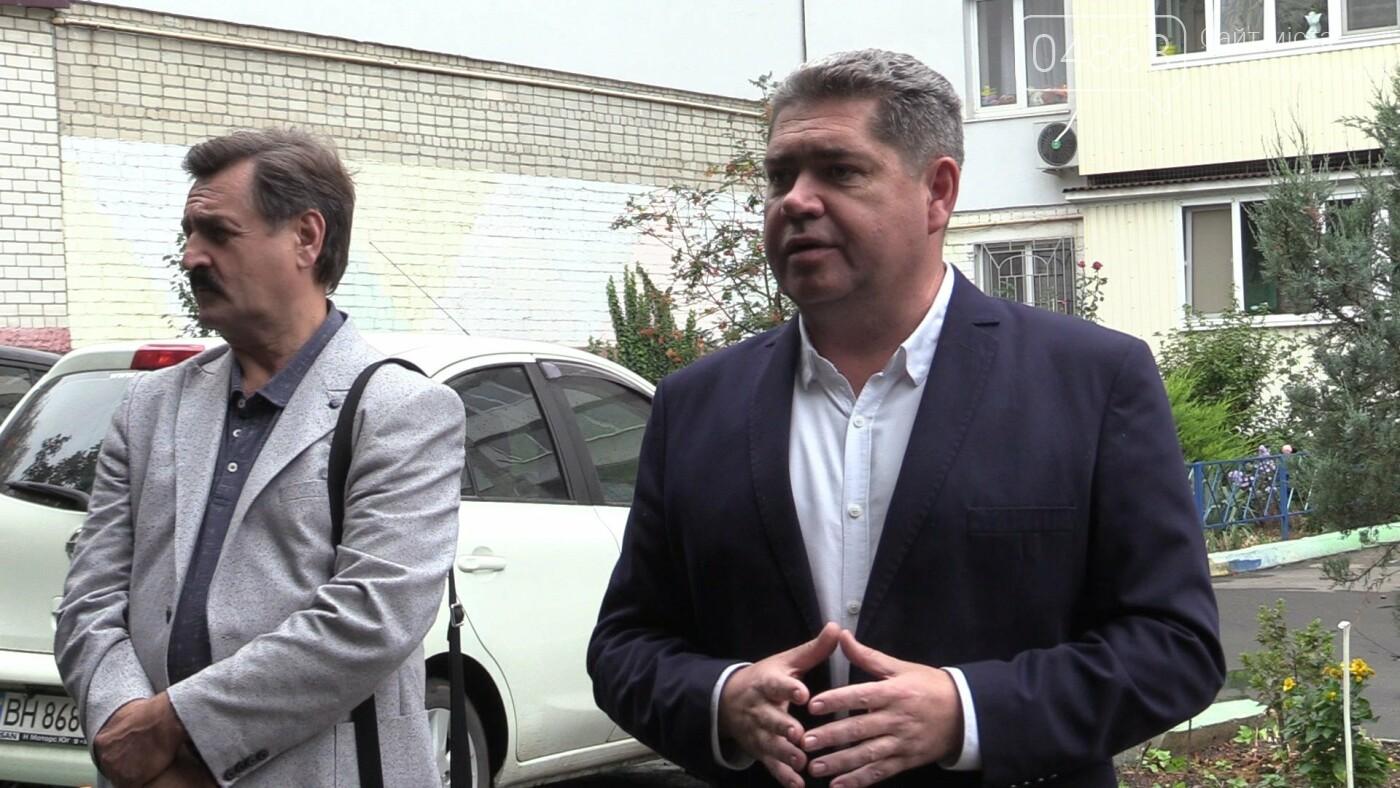 Продуктивная работа: Юрий Бузько продолжает встречаться с избирателями (видео), фото-4