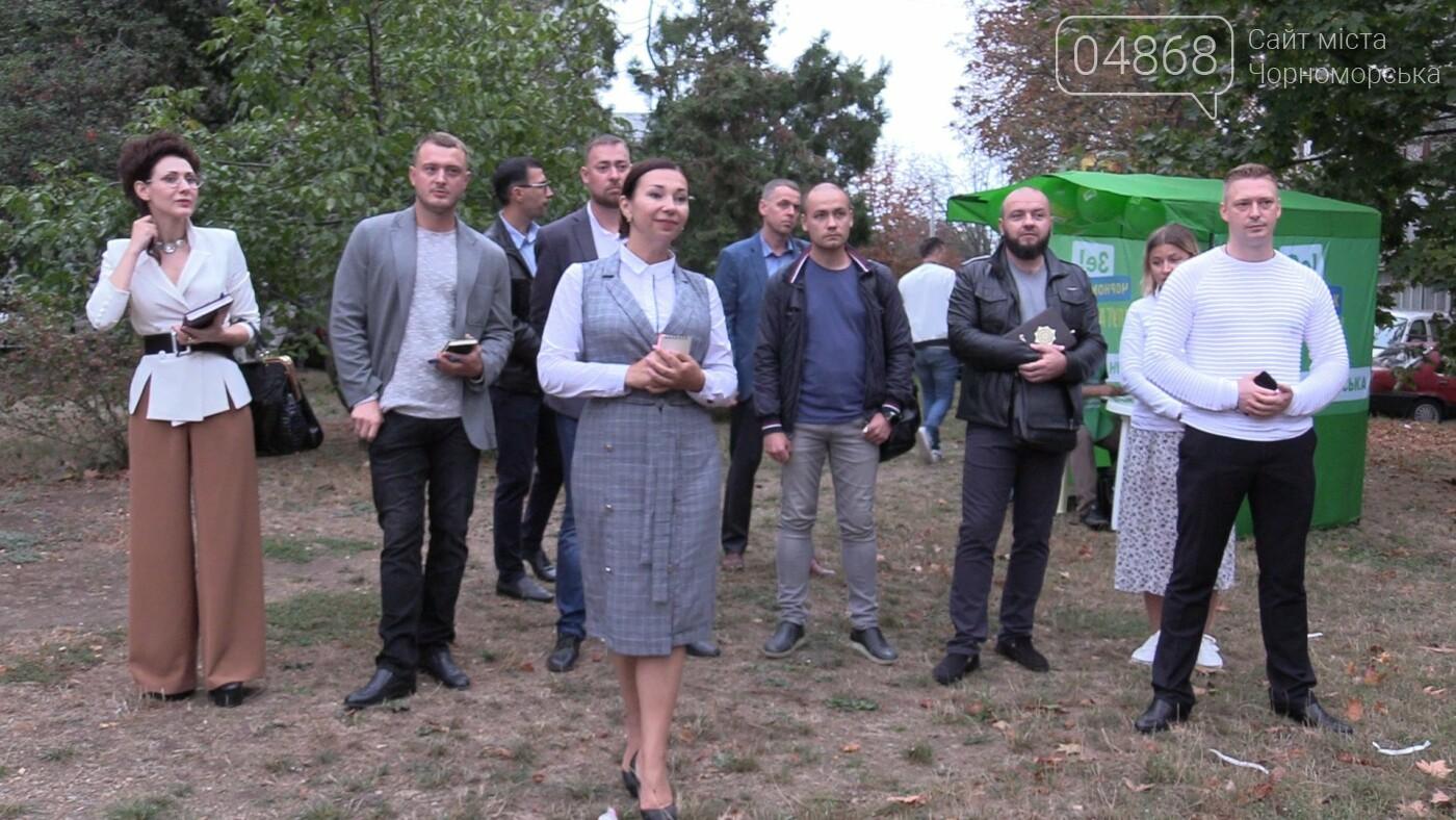 В Черноморске обсуждают проблемы малого и среднего бизнеса (видео), фото-2