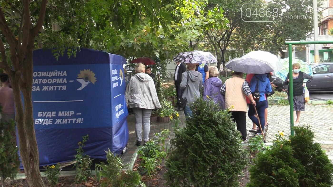 Продуктивная работа: Юрий Бузько продолжает встречаться с избирателями (видео), фото-5