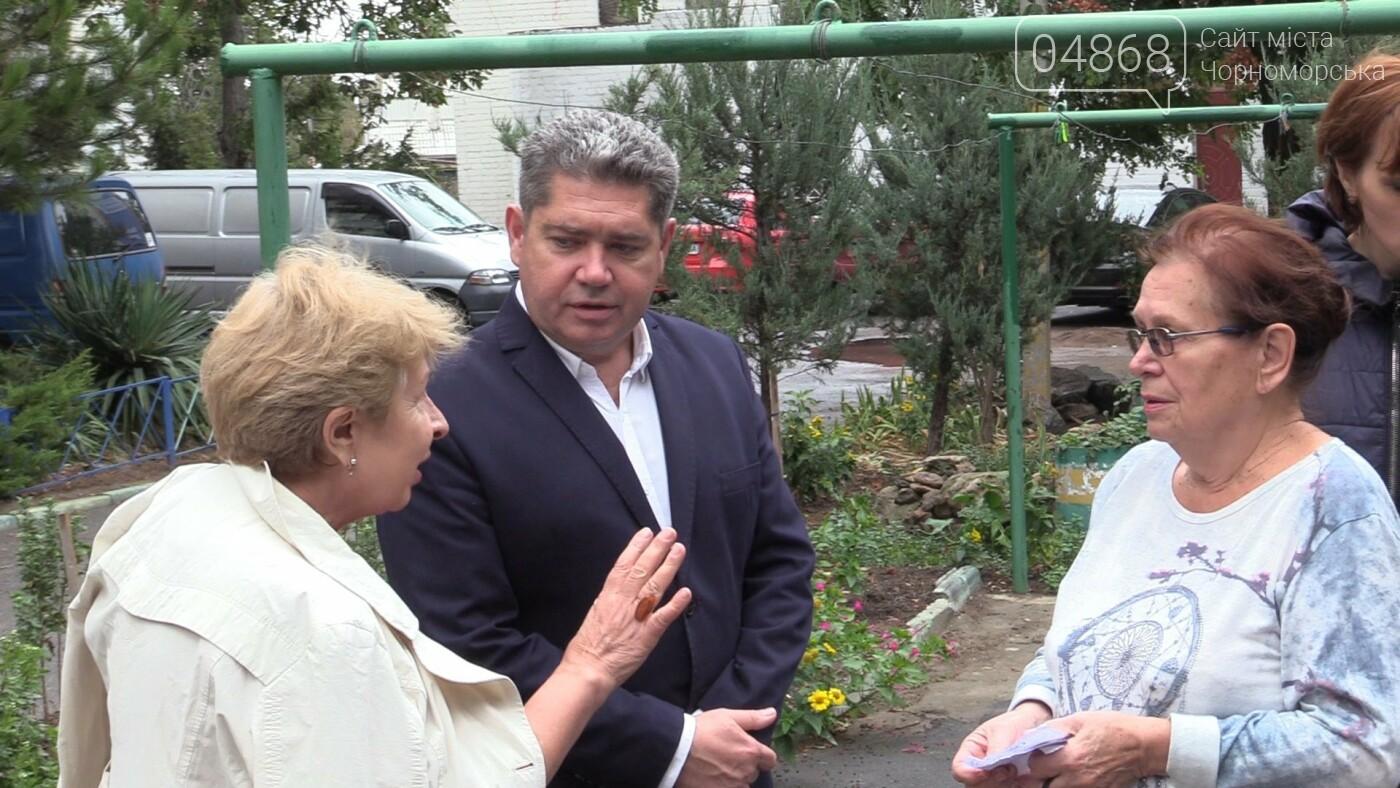 Продуктивная работа: Юрий Бузько продолжает встречаться с избирателями (видео), фото-6